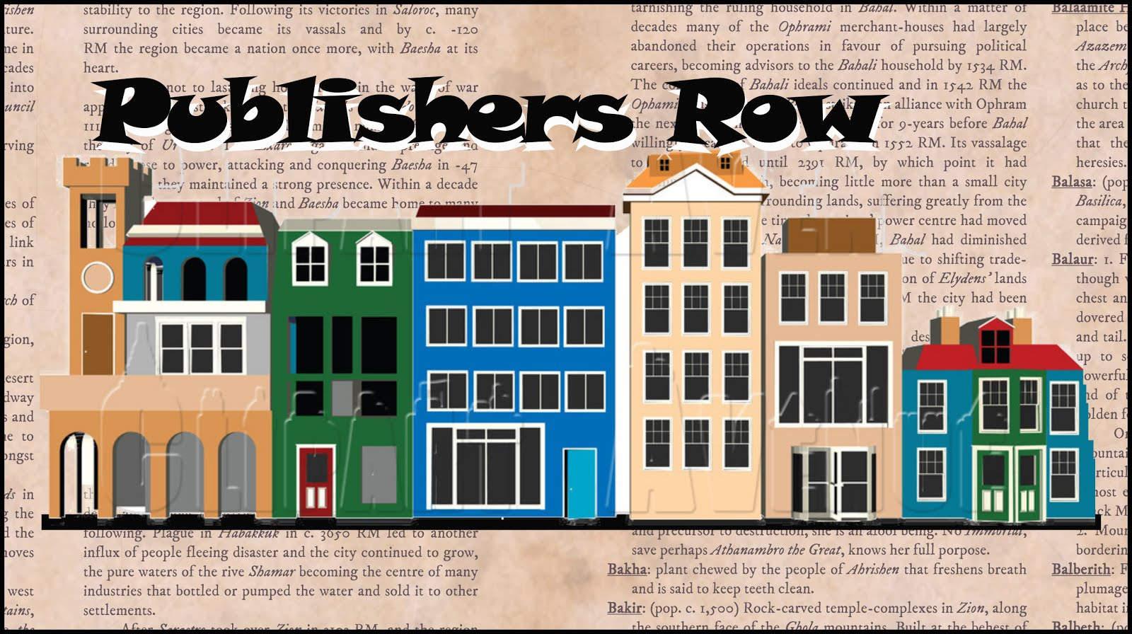 Publishers Row