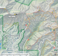 Brush Canyon Map