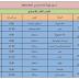 جدول امتحانات الصف الثالث الإعدادى محافظة الإسكندرية ترم ثانى2018