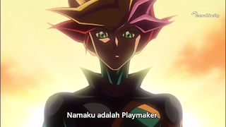 Yu-Gi-Oh! VRAINS - 65 Subtitle Indonesia