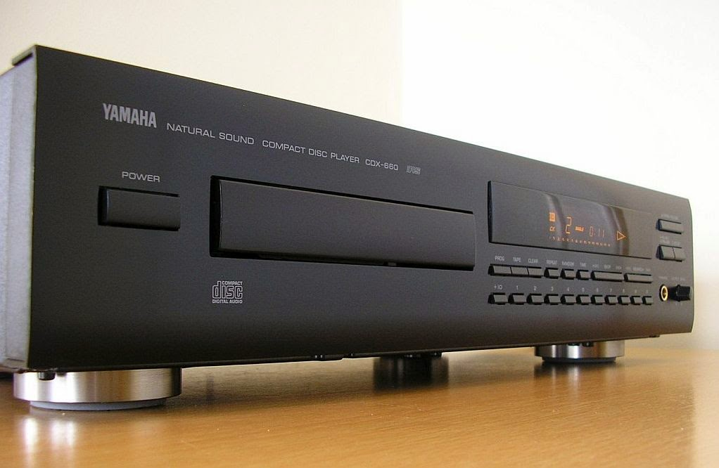 yamaha cdx 660 cd player audiobaza. Black Bedroom Furniture Sets. Home Design Ideas