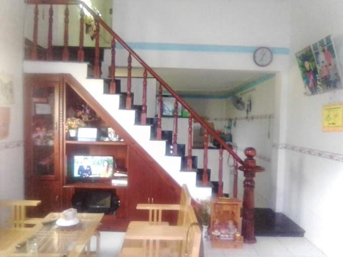 Cần bán căn nhà gác đúc ở khu dân cư 434, Thuận An, Bình Dương. Giá chỉ 900tr
