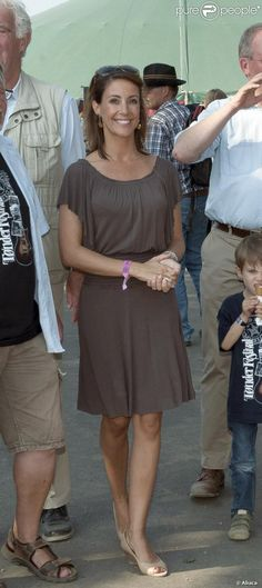 Princess Marie Attends the Tønder Festival