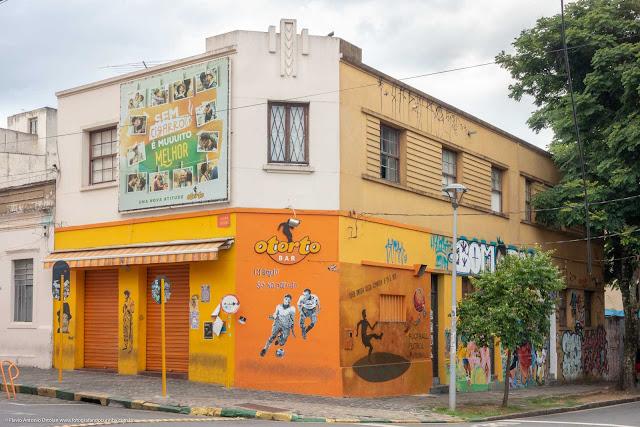 prédinho na Rua Paula Gomes