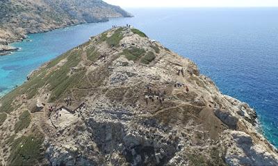 «Πυραμίδα» της Κέρου: Περίπλοκη μηχανική και μεταλλουργική δραστηριότητα 4.000 ετών
