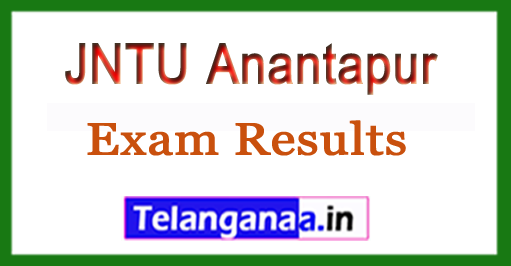 JNTU Anantapur B.Pharmacy Regular Exam Results