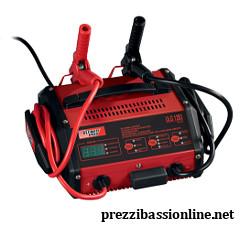 Caricabatterie con funzione di avviamento per auto e moto for Ultimate speed caricabatterie lidl