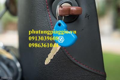 Chìa khoá xe Piaggio -1