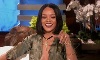 Rihanna's Tease Fans About New Album R9