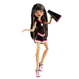 MH Go Monster High Team!!! Cleo de Nile Doll