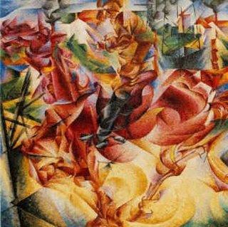 Futurismo - Movimento Artístico e Literário Iniciado em 1909