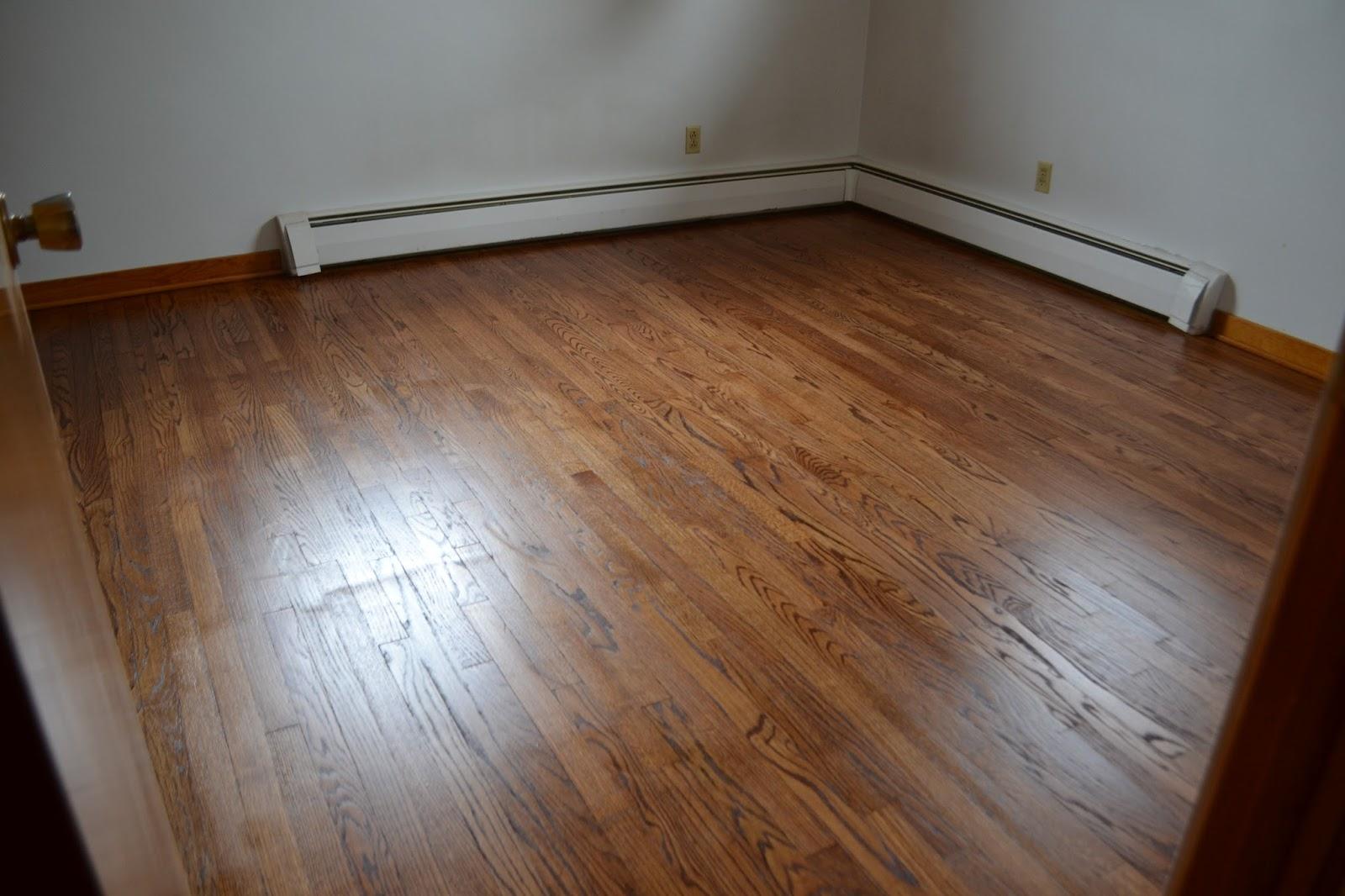 Pleasurable hobbies hardwood floors almost finished for Hardwood floors look dull