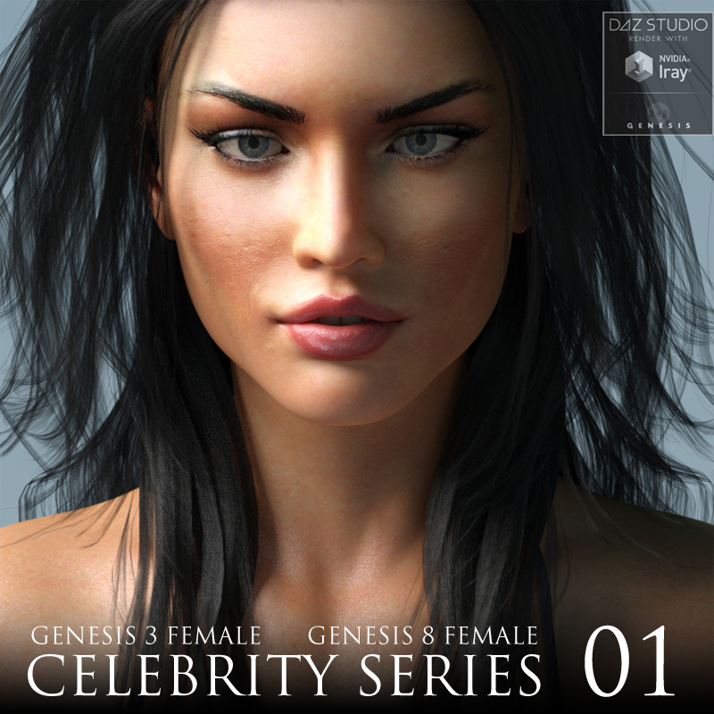 Celebrity Look-a-Likes for 3D figures - Page 4 - Daz 3D Forums