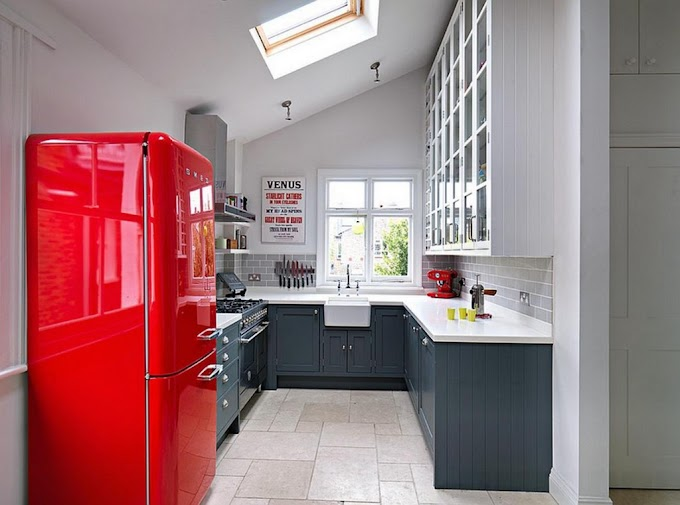 Küçük mutfaklar nasıl değerlendirilmelidir?