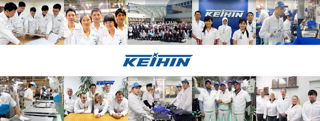 Lowongan Kerja SMA SMK D3 S1 PT. Keihin, Jobs: Production Engineering Staff, Prod. Engineering Staff, Etc