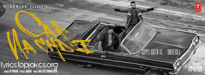 CAR NACHDI: A latest punjabi song in the voice of Gippy Grewal ft. by Bohemia. Music is composed by B Praak while lyrics is penned by Jaani.