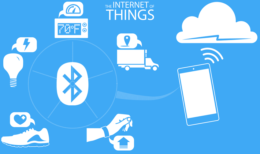 Internet of things with Bluetooth 5.0 : Intelligent Computing