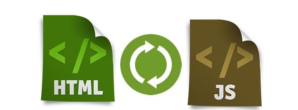 Online Converter HTML To JavaScript Generator