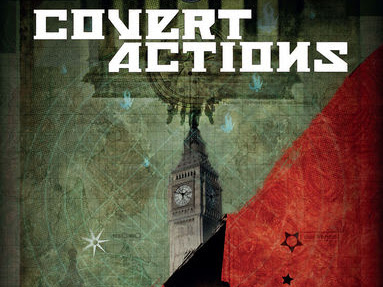 Llega Covert Actions para World War Cthulhu - Cold War (Cubicle 7)