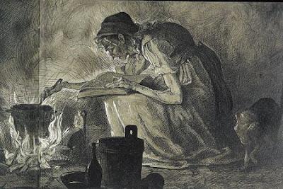 leyendas de las brujas