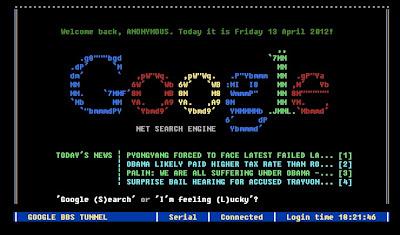 google+terminal