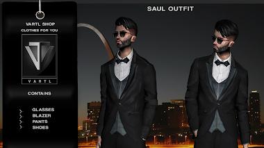SAUL OUTFIT -- VARTL SHOP