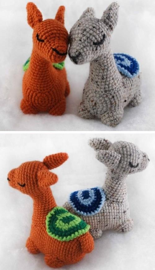 Crochet Llama Amigurumi - Free Pattern