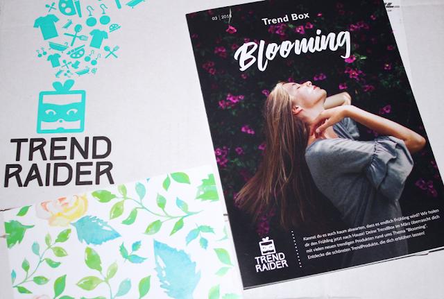 TrendRaider Box Blooming