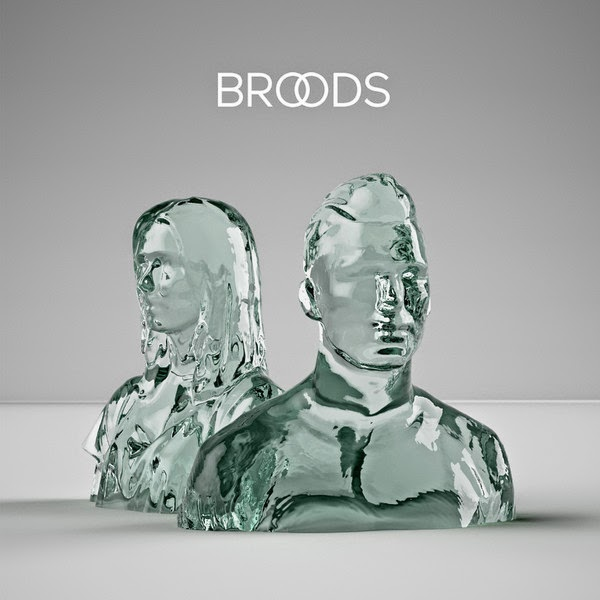 Broods - Broods - EP Cover