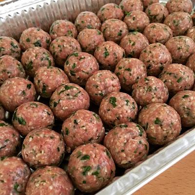 Kebabs de carne - Cóctel a domicilio - Marie Gourmet
