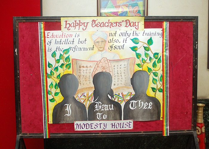Teachers  day chart also blissful earth rh earthspot
