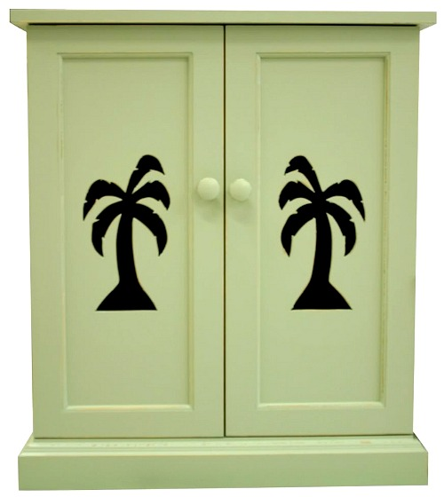 Palm Night Stand