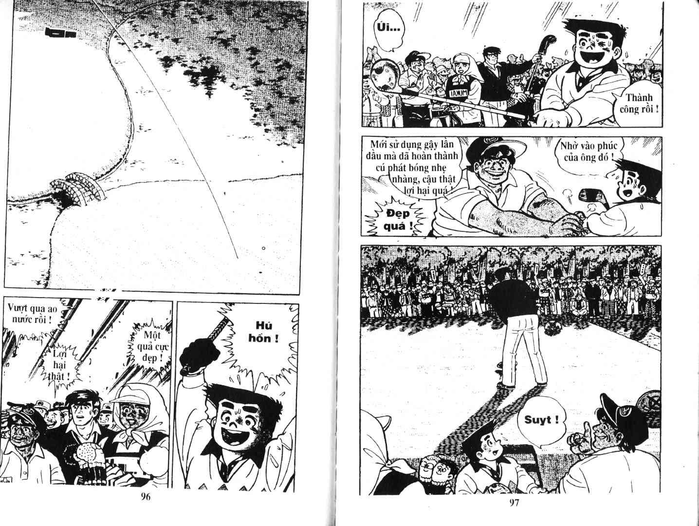 Ashita Tenki ni Naare chapter 48 trang 47