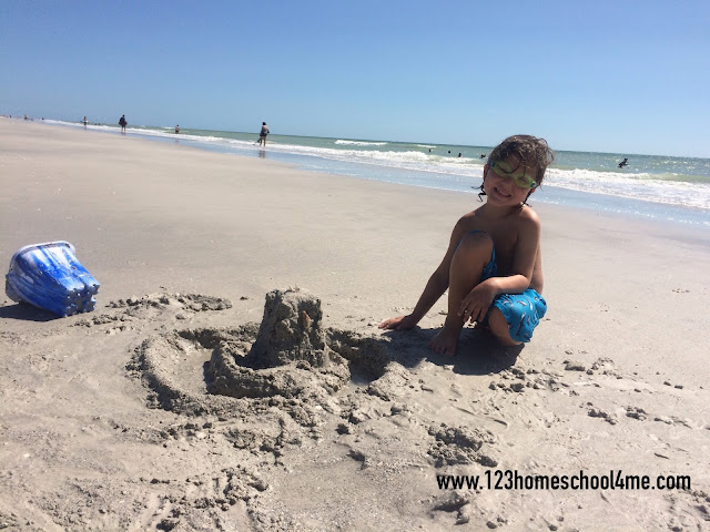 sandcastle science
