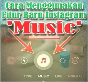 Instagram Rilis Fitur Baru Music, Begini Cara Menggunakannya