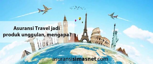 3 Keunggulan Asuransi Travel Simasnet