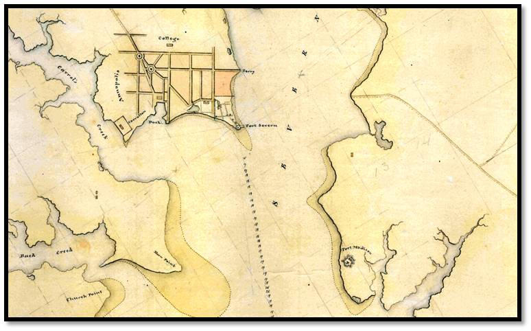 War of 1812 Archaeology : Fort Madison, Part I