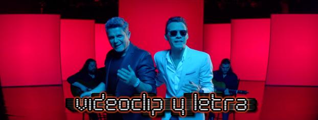 Alejandro Sanz feat Marc Anthony - Deja que te bese