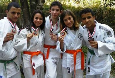 Judô de Caraguá conquista Ouro no Campeonato Estadual em Mauá