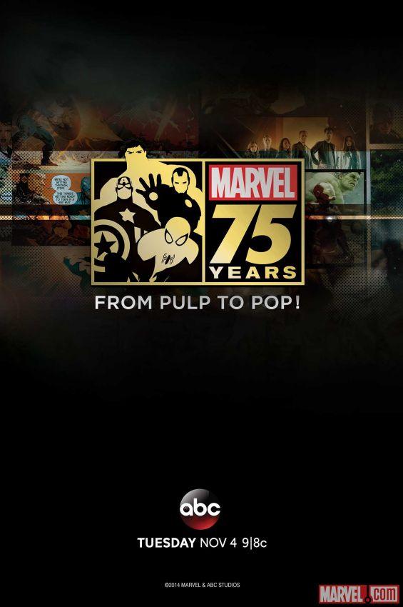 Marvel 75 Anos: Do Pulp ao Pop! Torrent Download