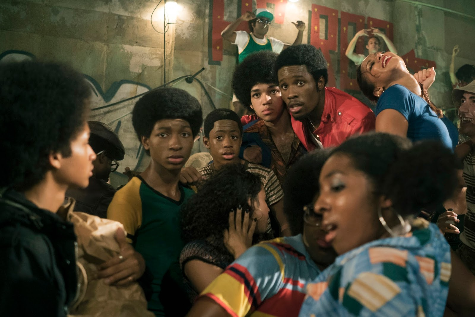 the get down bad luhrmann netflix serie