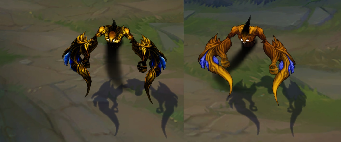 Which is your favorite Nocturne skin? : nocturnemains