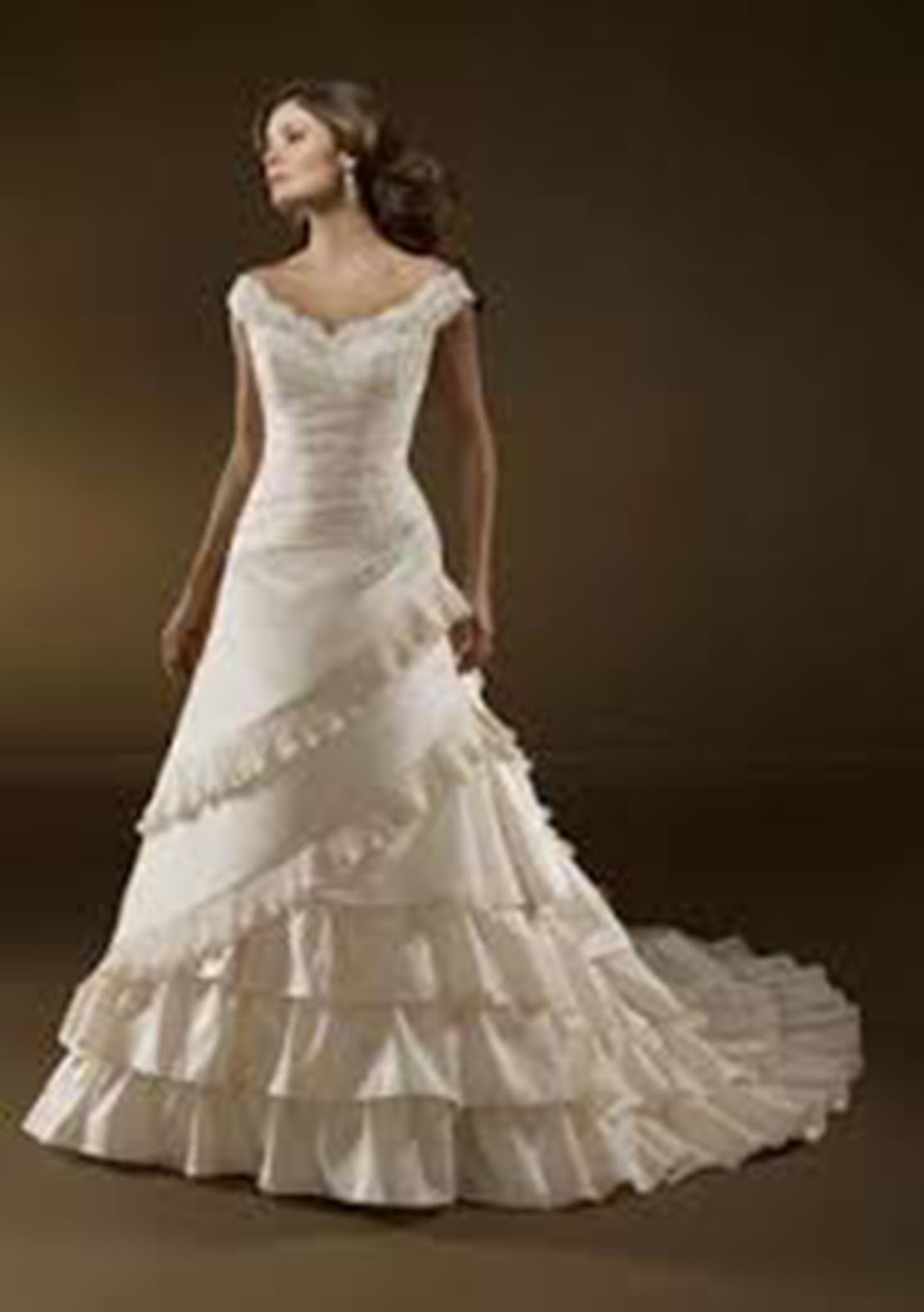 3 Pea Wedding Dress 1 5 Million Is Also Another Master Piece Which Amazing An Interesting To Know About