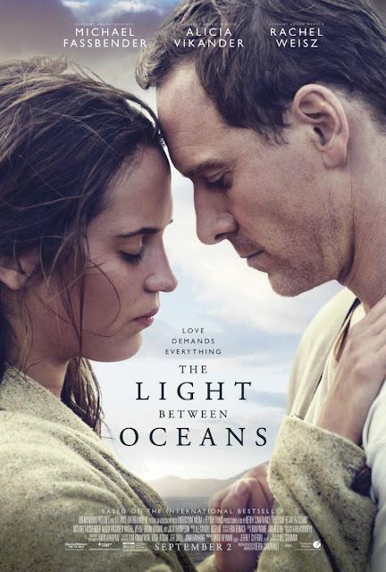 Michael Fassbender Alicia Vikander La Luce Sugli Oceani