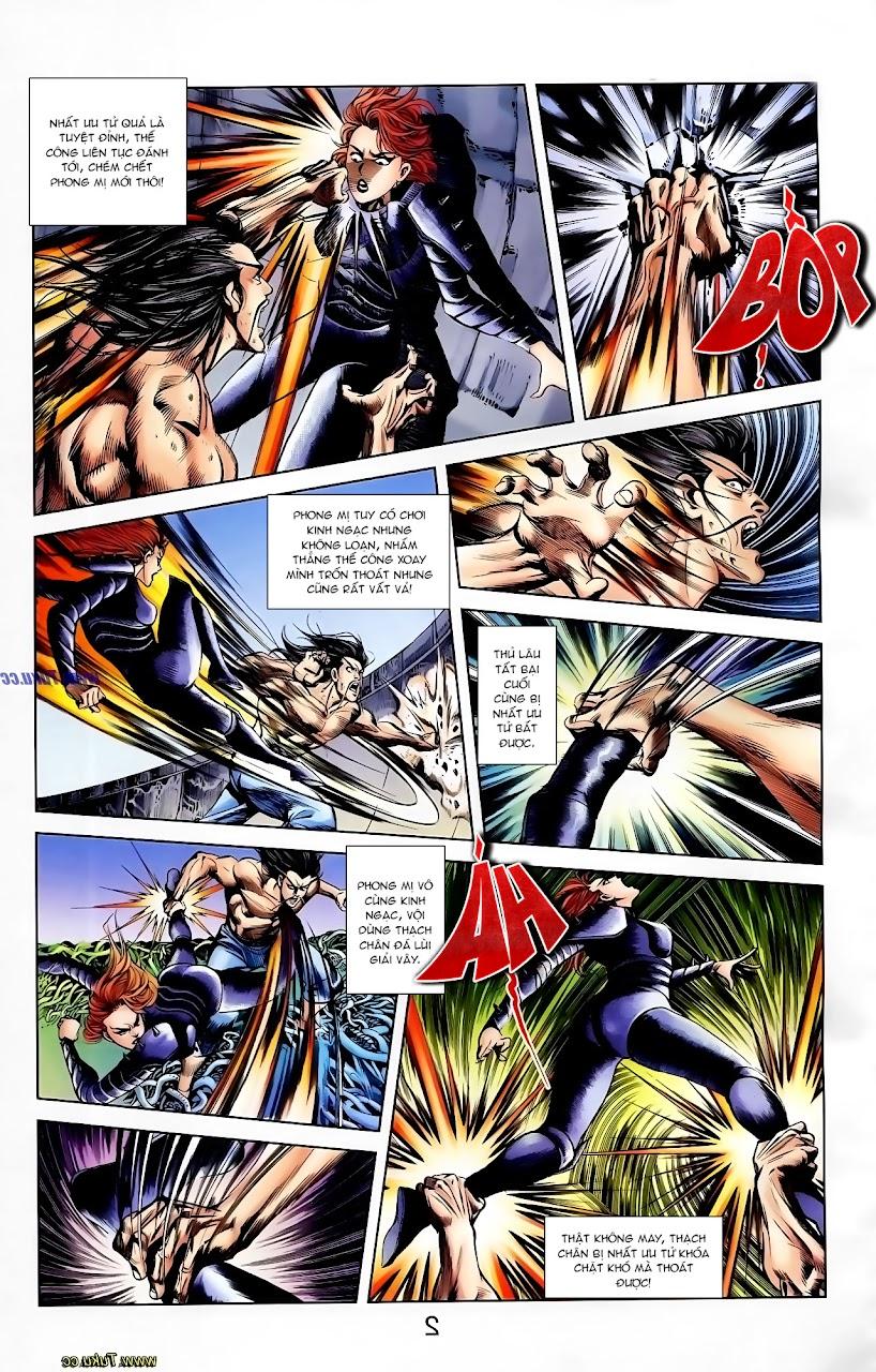 Cơ Phát Khai Chu Bản chapter 112 trang 10