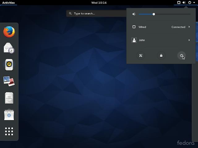Versão beta do Fedora 25 será lançado na próxima terça-feira!