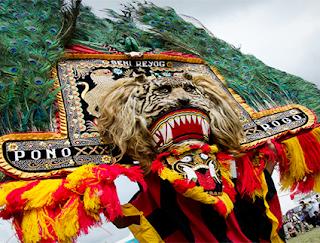 Sejarah Asal mula Budaya Kesenian Tari Reog Ponorogo Jawa Timur Tempat Wisata Sejarah Asal mula Budaya Kesenian Tari Reog Ponorogo Jawa Timur