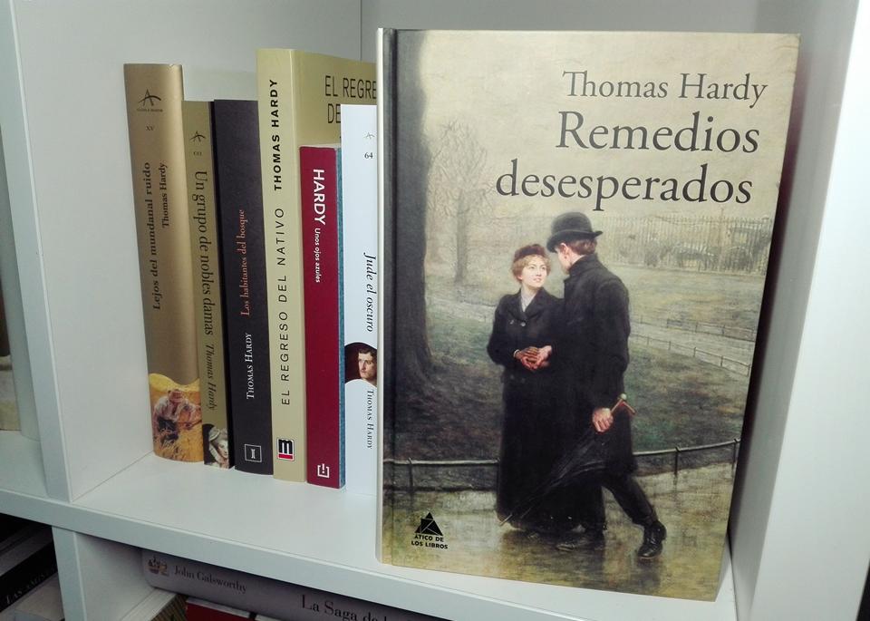 Hora de leer a Thomas Hardy! - Telaraña de Libros