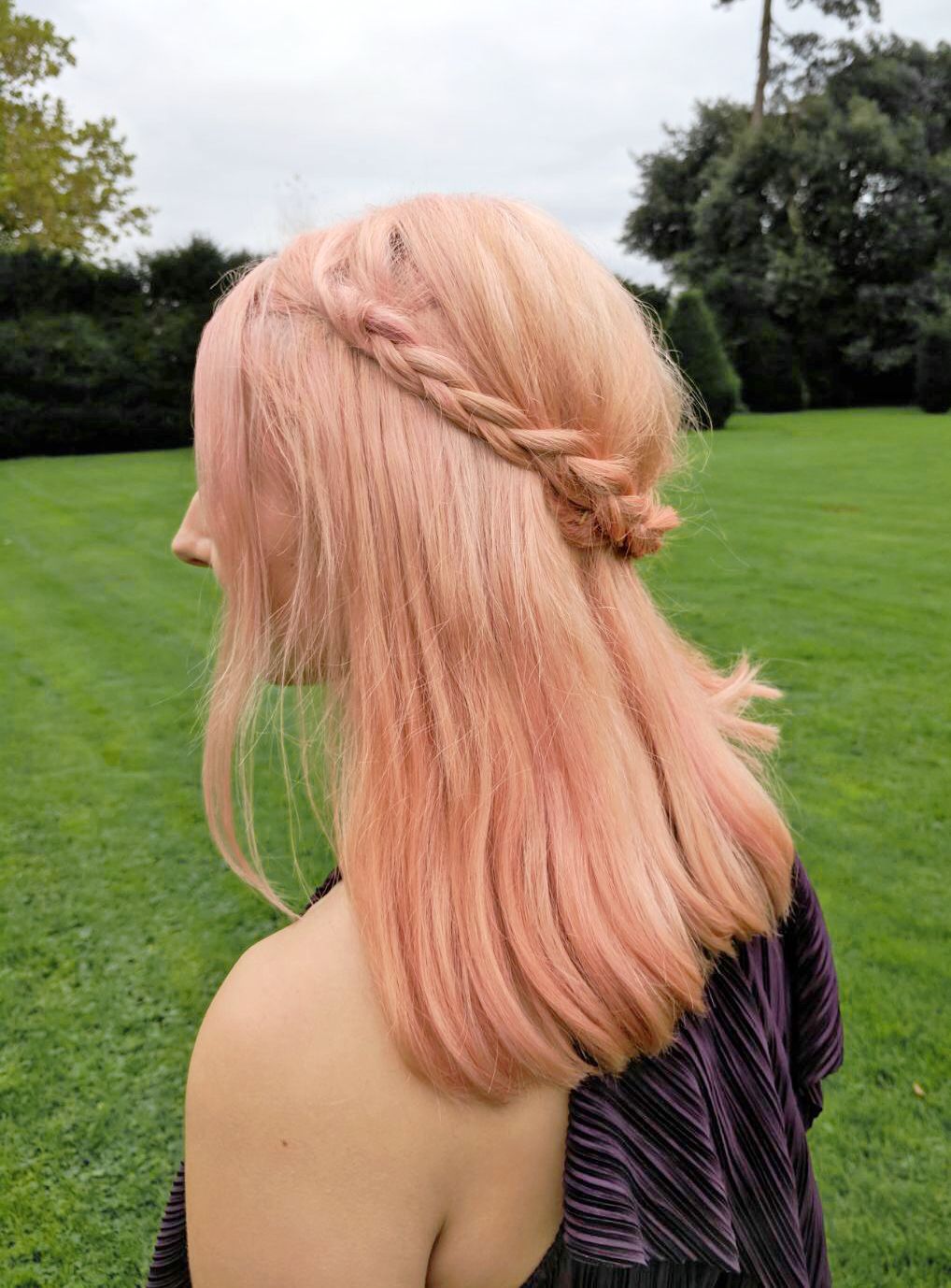 How To Get And Maintain Perfect Pastel Rose Gold Hair Sex London City