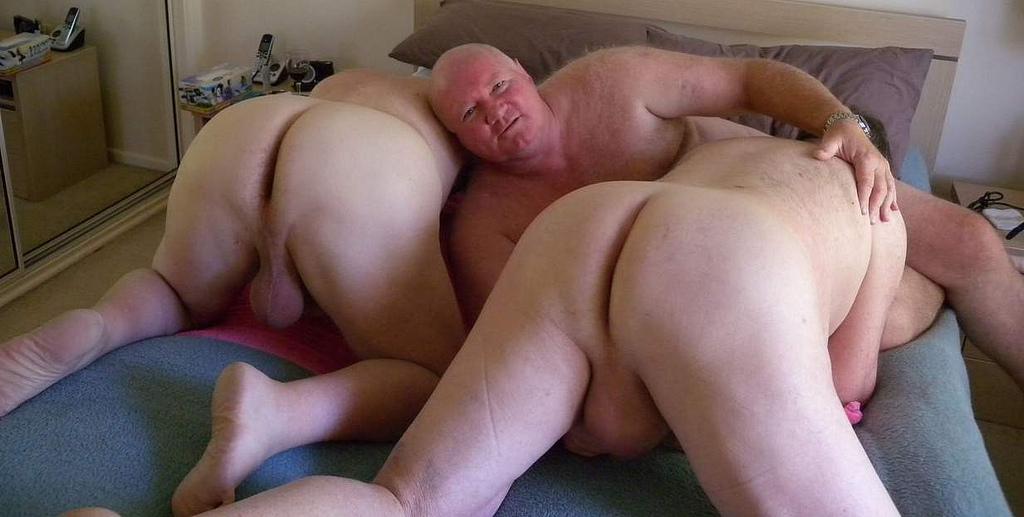 Fat Gay Men Having Sex 107